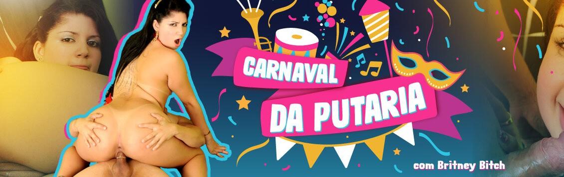 Carnaval da putaria com Britney Bitch