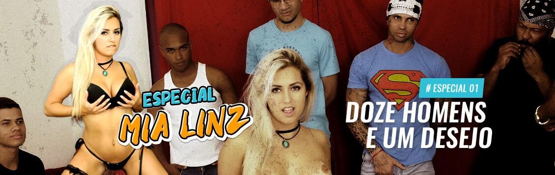 Doze Homens e um Desejo – Mia Linz