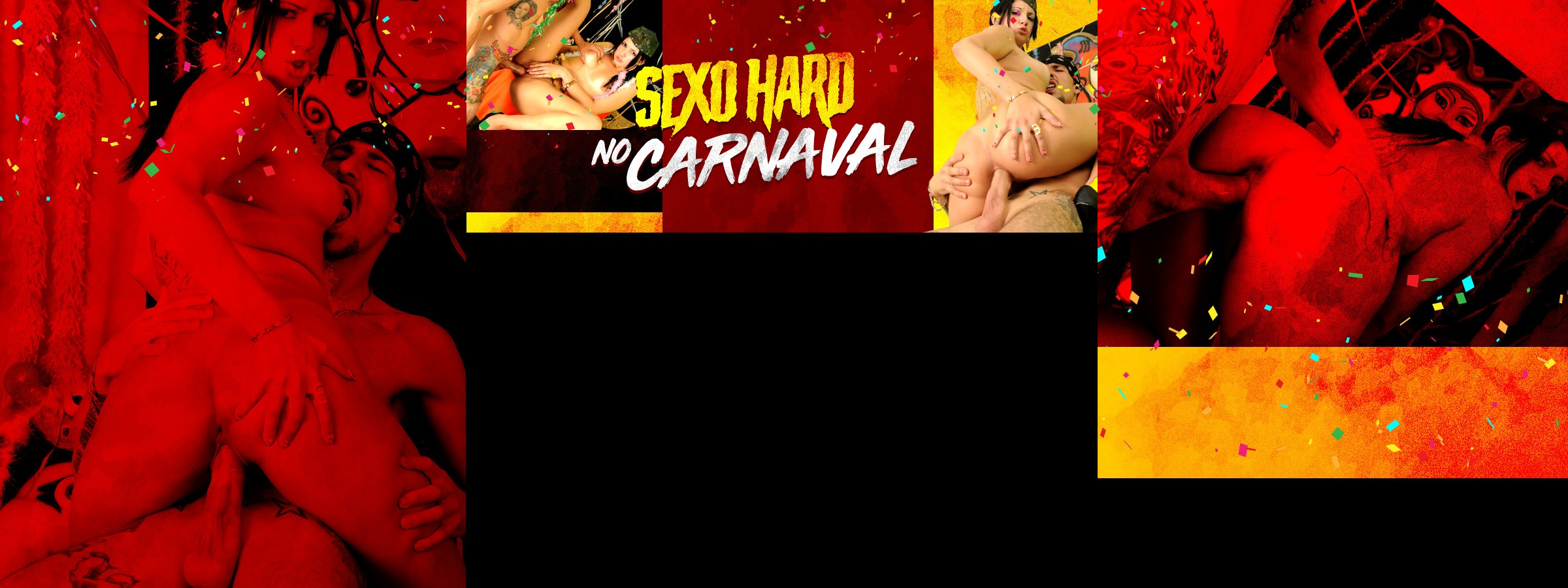 Sexo Hard no Carnaval com a ninfeta Britney
