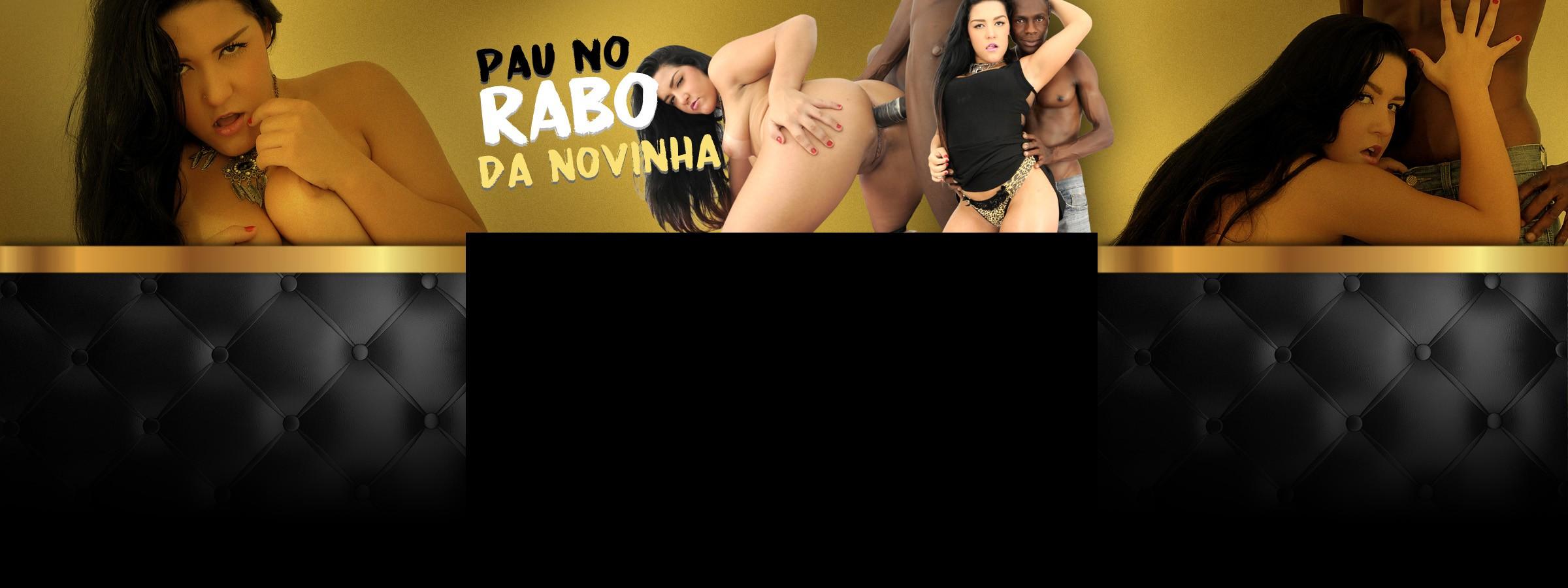 Negão pauzudo socando no cu da Rebecca Santos