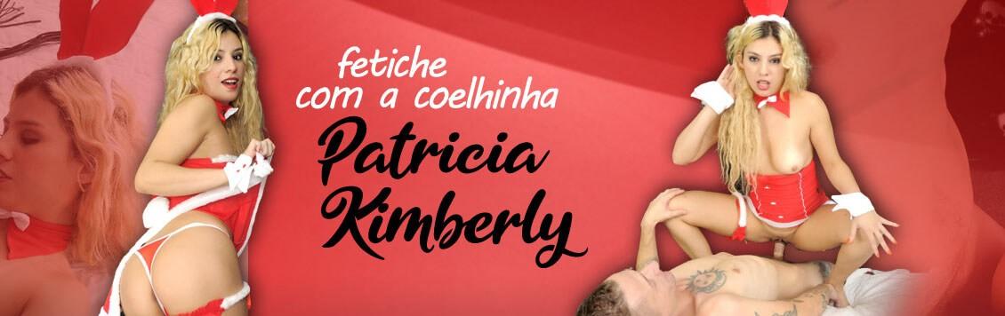 Fetiche com a coelhinha Patricia Kimberly